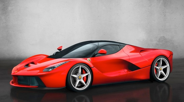 Ferrari-la