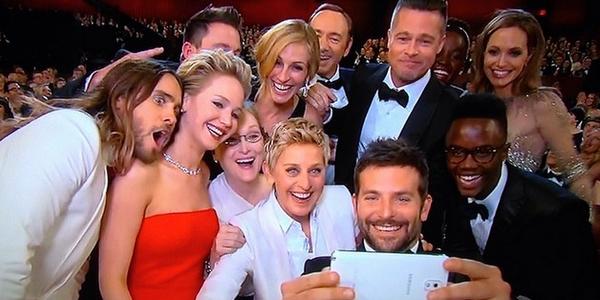 selfie-ellen-oscars